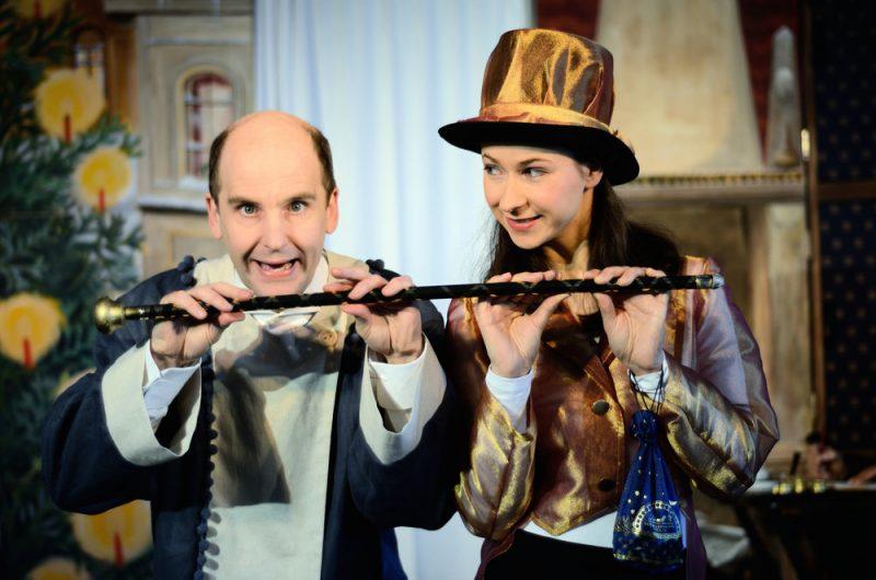 Die drei Geister der Weihnacht Dickens Teatrum Hohenerxleben