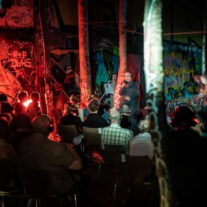 Dark im Park Shakespeare Company Berlin Sommer 2020